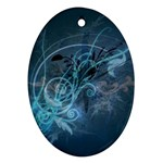 wallpaper_22774 Oval Ornament (Two Sides)