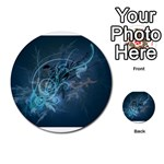 wallpaper_22774 Multi-purpose Cards (Round)