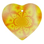 yellowdesign Ornament (Heart)