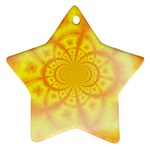 yellowdesign Ornament (Star)