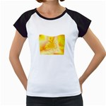 yellowdesign Women s Cap Sleeve T