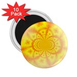 yellowdesign 2.25  Magnet (10 pack)