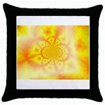 yellowdesign Throw Pillow Case (Black)