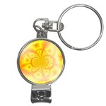 yellowdesign Nail Clippers Key Chain