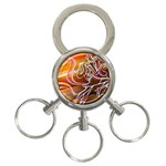 7 3-Ring Key Chain