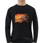 7 Long Sleeve Dark T-Shirt