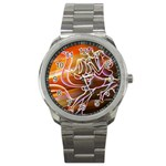 7 Sport Metal Watch