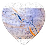 6 Jigsaw Puzzle (Heart)