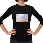 6 Women s Long Sleeve Dark T-Shirt