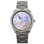 6 Sport Metal Watch
