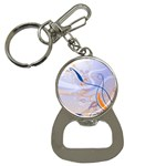 6 Bottle Opener Key Chain