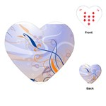 6 Playing Cards (Heart)