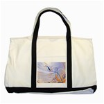 6 Two Tone Tote Bag