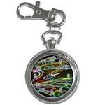 5 Key Chain Watch