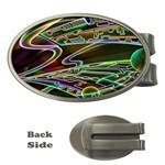 5 Money Clip (Oval)