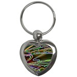 5 Key Chain (Heart)