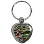 5 Key Chain (Heart)