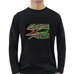 5 Long Sleeve Dark T-Shirt