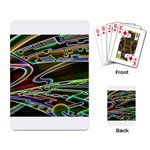5 Playing Cards Single Design