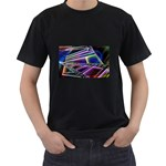 4 Black T-Shirt (Two Sides)