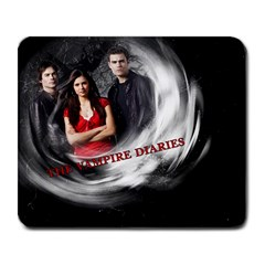 Vampire Diaries  Large Mousepad from MyVampireStuff Front