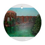 Palace of Fine Arts Ornament (Round)