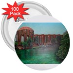 Palace of Fine Arts 3  Button (100 pack)