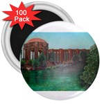 Palace of Fine Arts 3  Magnet (100 pack)