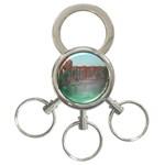 Palace of Fine Arts 3-Ring Key Chain