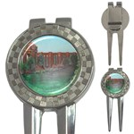 Palace of Fine Arts 3-in-1 Golf Divot