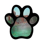 Palace of Fine Arts Magnet (Paw Print)