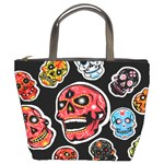 Day Of The Dead Bucket Bag