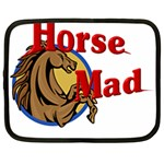 horsemad1 Netbook Case (XL)