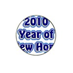2010-YrNwHope Hat Clip Ball Marker (10 pack)