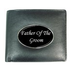 Father of the Groom Wallet