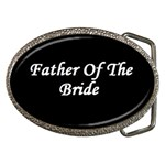 Father of the Bride Belt Buckle