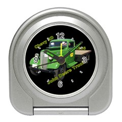 Chevy RD John Deere Truck 1936 Car Travel Alarm Clock from Photo Gifts Mall Front