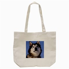 Alaskan Malamute Dog Tote Bag from UrbanLoad.com Front