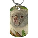 Koala Bear Dog Tag (One Side)