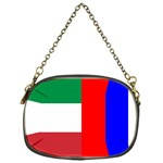Italian & Russian Flag Chain Purse (One Side)