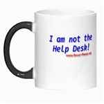 Not Help Desk Morph Mug