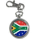 South African Flag Key Chain Watch