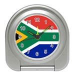 South African Flag Travel Alarm Clock