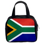 South African Flag Classic Handbag (Two Sides)