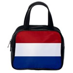 Dutch (Netherlands) Flag Classic Handbag (One Side)