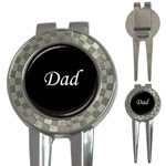 Dad copy 3-in-1 Golf Divot