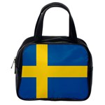 Swedish Flag Classic Handbag (One Side)