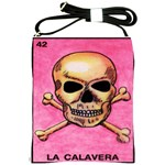 Loteria Shoulder Sling Bag