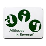A.I.R. Attitudes In Reverse Small Mousepad