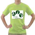 A.I.R. Attitudes In Reverse Green T-Shirt